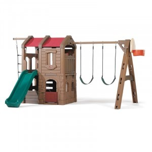 Naturally Playful® Adventure Lodge Spielcenter - Step2 (801400)