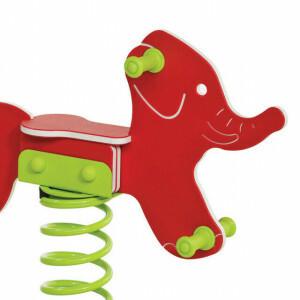 Federwippe Elefant
