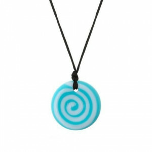 Chewigem Chewing Pendant - Whirlpool Button