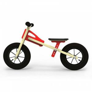Jogging-fahrrad Antek Rot