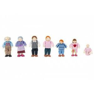 Puppenfamilie (7-teilig) - Kidkraft (65202)