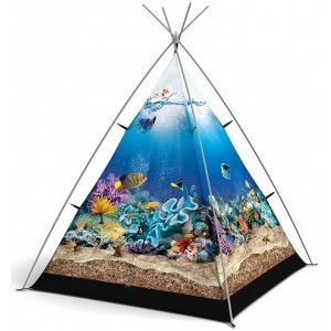 Wigwam Something Fishy - Little Camper (FieldCandy)