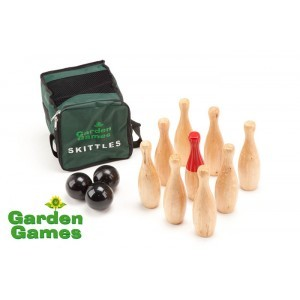 Kegel-Set (Bowling) - Garden Games