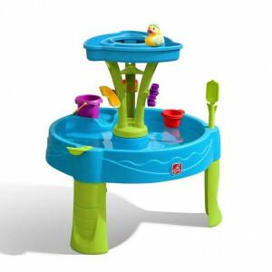 Sommer Duschen Splash Tower Wasser Tisch - Step 2 (897400)