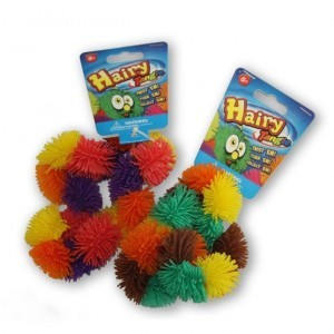 Sensory Tactile Tangle Haariges Zappelspielzeug