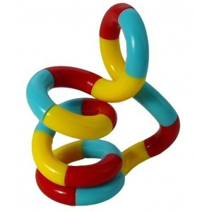 Original Tangle Tactile Sensory Fidget Spielzeug fur ADHS und Autismus