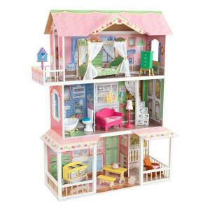 Sweet Savannah Puppenhaus - Kidkraft (65851)