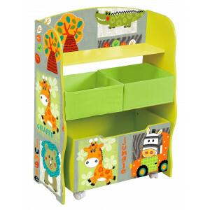 Kid Safari Aufbewahrungsbox & Aufbewahrungsbehälter -  (TF4821)