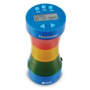 Time Tracker Visual Timer und Uhr -  (15060)