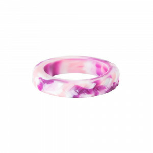 Chewigem Chewing Armreif - Pink Camo