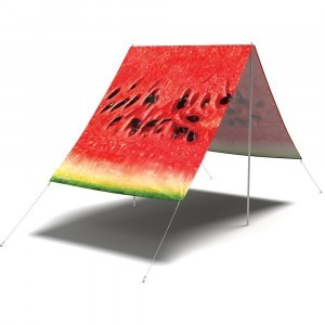 Juicy Fruit - Sonnensegel (FieldCandy)