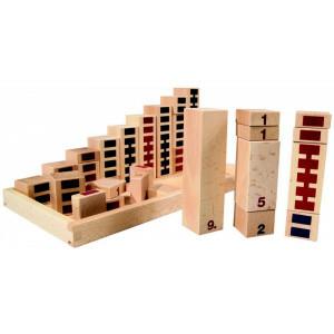 Lernspiel Nikitin N6 Zahlenturm
