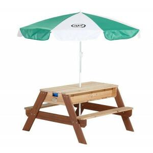 Sand-Wasser-Picknicktisch Nick
