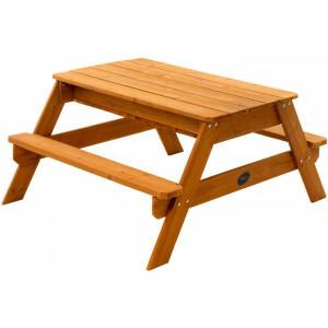 Sandkasten-, Wasserspiel- und Picknicktisch von Plum