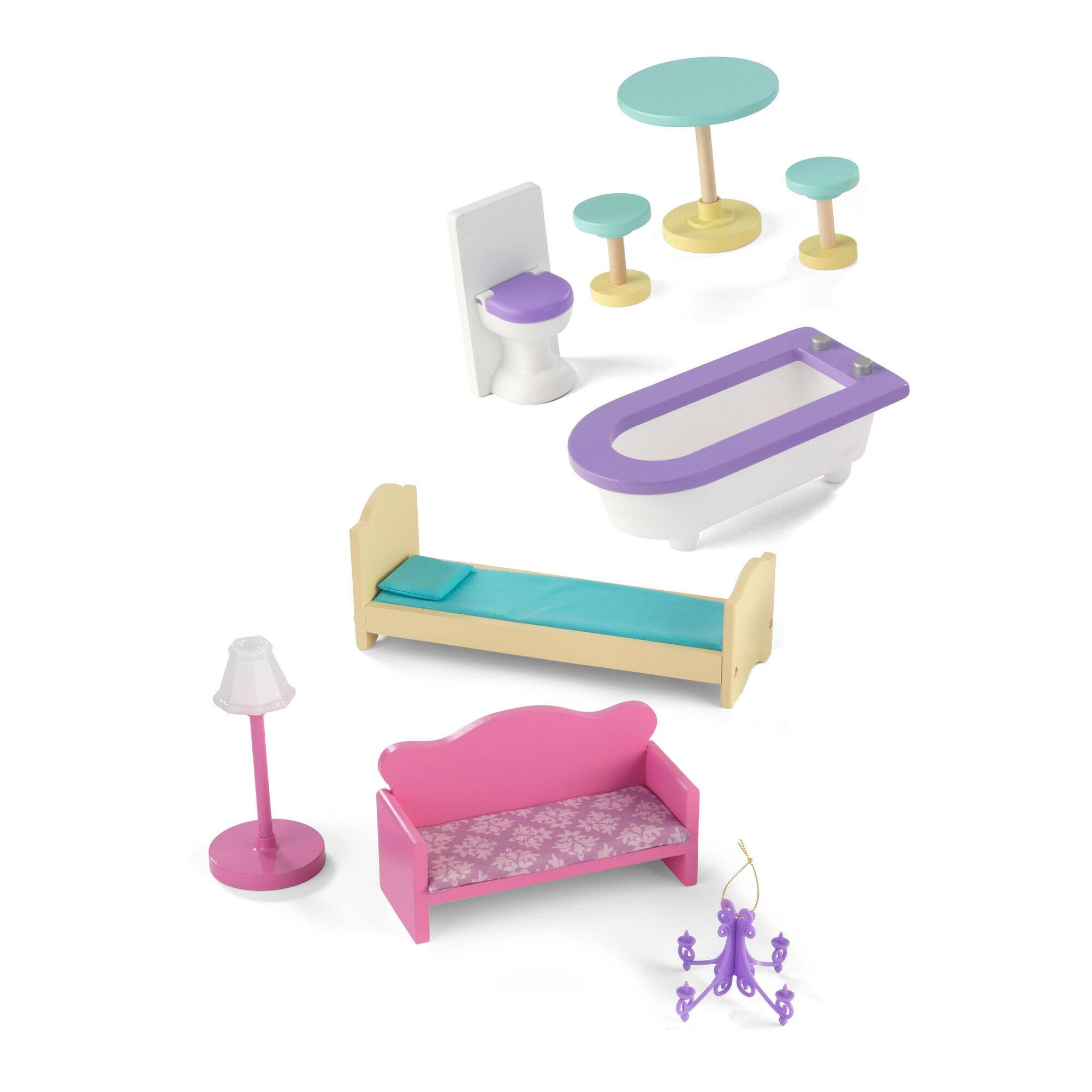 Bild von Puppenhaus Gemma Möbel-Set - Kidkraft (65899)