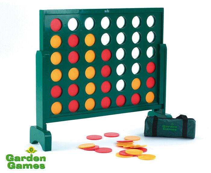 Bild von Mega 4 Gewinnt - Garden Games