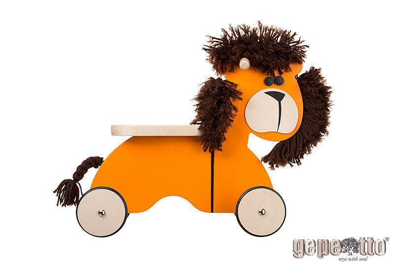 Gepetto Rutscher Löwe