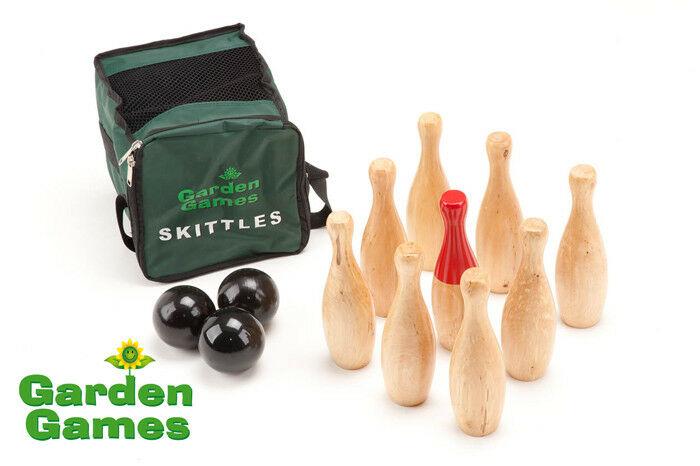 Bild von Kegel-Set (Bowling) - Garden Games