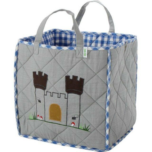 Bild von Knight Castle Toy Bag Spielzeug-Tasche - Win Green (KCTB)