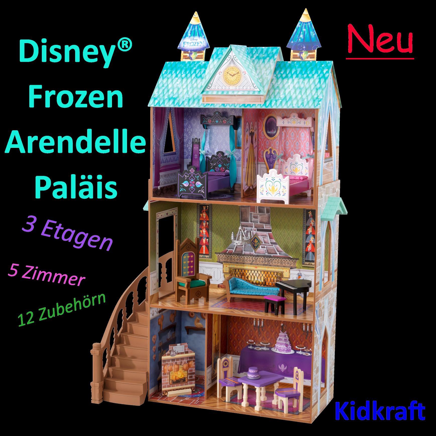 Disney® Frozen Arendelle Palace